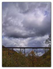 Same Shot, Different Day (bluebird218) Tags: railroad virginia viaduct scottcounty clinchfield
