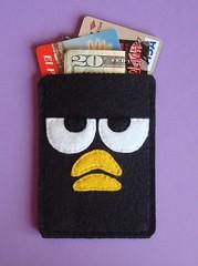 Bad Badtz Maru Case (batzie09) Tags: handmade felt sanrio etsy badtzmaru