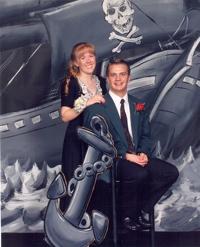 Sr. Homecoming 1996