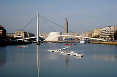 Le Havre Bassin du Commerce (Eric SCHEUBLE) Tags: lehavre levolcan bassinducommerce
