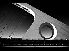Calatrava (Libano*) Tags: black contrast blackwhite bn calatrava a1 libano architettura bianconero reggioemilia contrasto autstrada