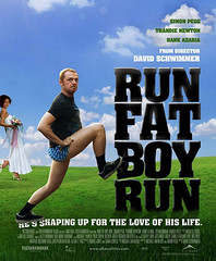 Run Fatboy, Run movie poster