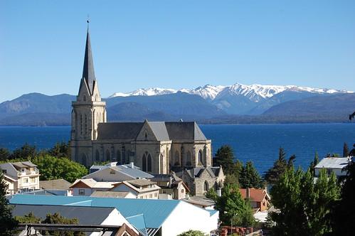 La Iglesia de Piedra (San Carlos de Bariloche)
