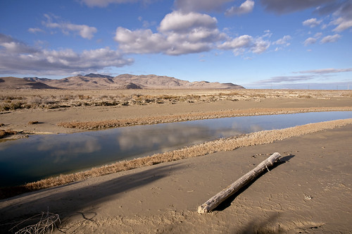 West Desert Stream