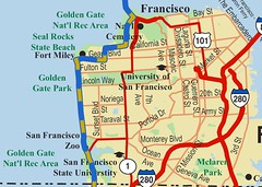 2009 Tour of California Stage 2 San Francisco