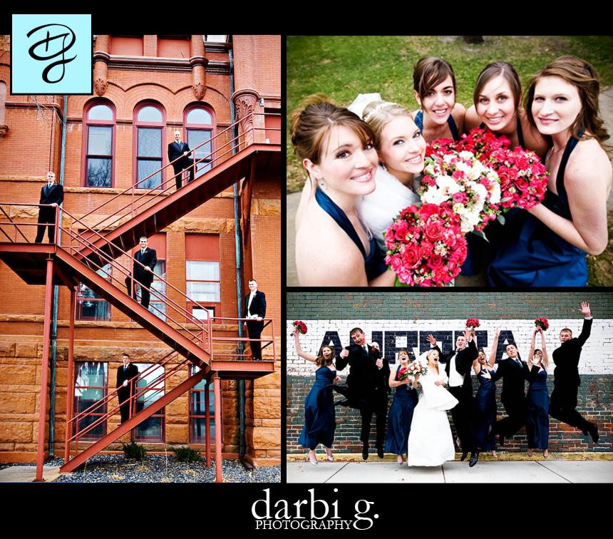 19Darbi G Photography wedding photographer missouri-groupcollage