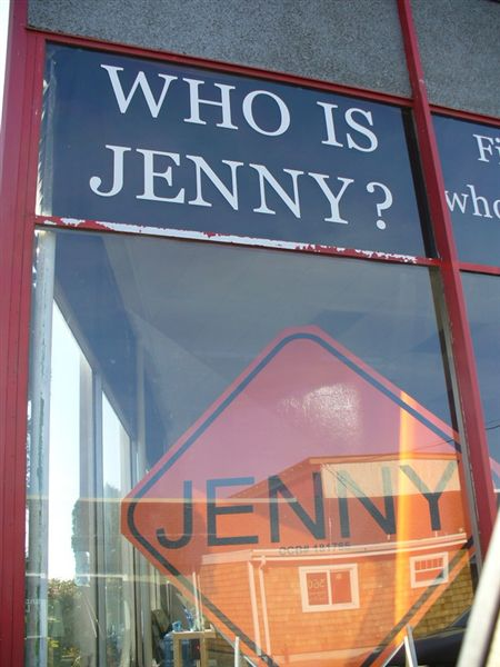 Who is Jenny
