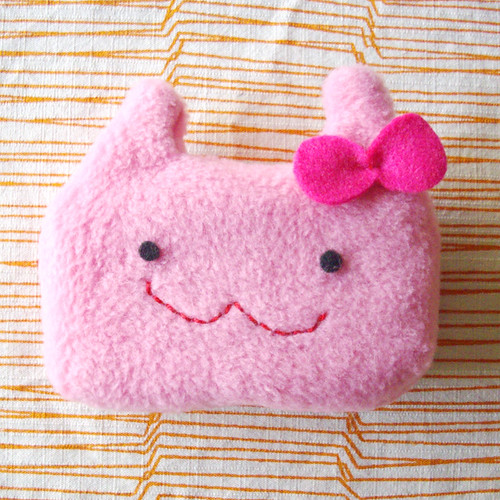 bunny tissue pal