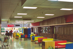 Mountaineer Mall interior, Morgantown, WV (Andrew T...) Tags: 2004 mall wv westvirginia minoltax370 morgantown mountaineer gabes lums deadmall gabrielbros