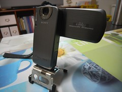 Manfrotto madopocket 797 w/ DSC-M1