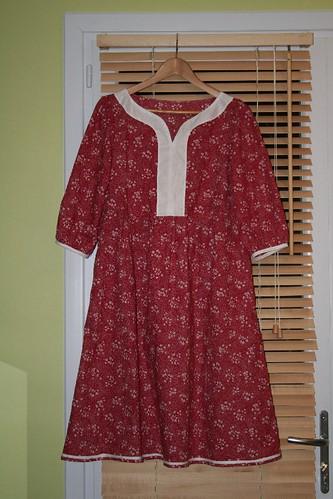 robe de mère Noël