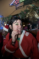 candy cane ber (aopho) Tags: drinking santacon pdx ber