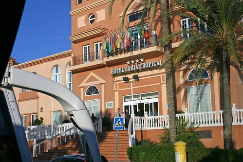 Hotel Bahia Tropical en Almuñécar