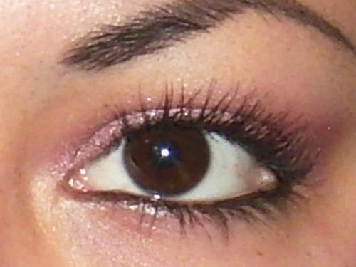 Brown & Pink Eyeshadow #2