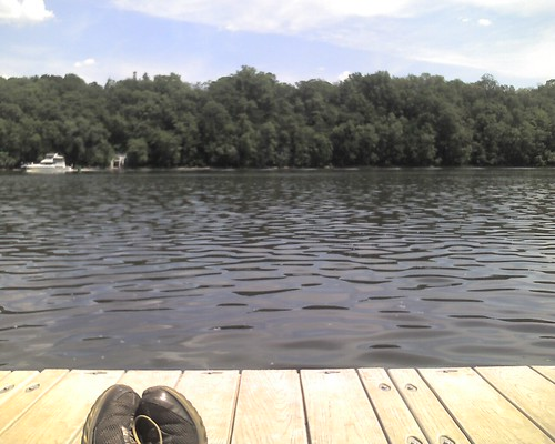 Chillin on the Dock