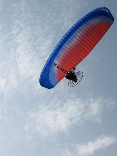 Flying near Ramot menashe 16/10/09