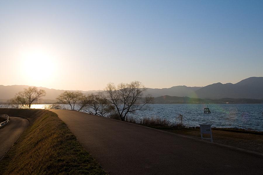 湖岸|滋賀県守山市