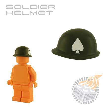 Soldier Helmet - Army Green (506th)