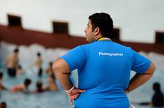 The Photographer (ehkxbox) Tags: summer water pool swimming swim asian bahrain nikon photographer dof bokeh candid middleeast 85mm xbox shallow nikkor citycenter pinoy wahoo bcc d7000