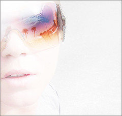. sunglasses... (di.SUN.ity) Tags: reflection me sunglasses st self palms glasses florida brille petersberg sonnenbrille palmen palabra aplusphoto disunity katrinlindner