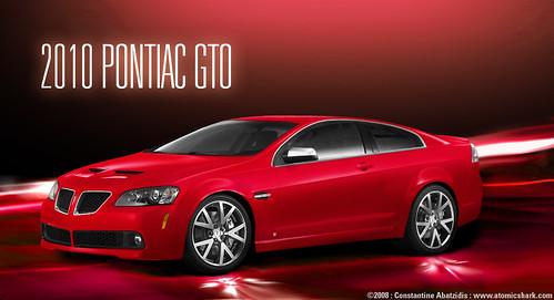 2010 Pontiac Gto Concept A Photo On Flickriver