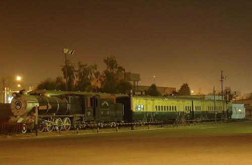 Railway Heritage Museum, Sukkur.