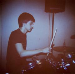 (Alv Perz) Tags: 120 drums holga lomo procesocruzado crossprocess alvaro perez batera lvaro prez medioformato alvaroperez