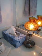 There Is No Place Like Home A Spring Bathroom