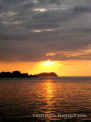 kk sun set