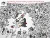 أمواج الهند العاتية تحاصر المواطنين (| Rashid AlKuwari | Qatar) Tags: india living arabic arabia indians الله في doha qatar rashid قطر زحمة ضرب الكواري qataries alkuwari هنود نعل lkuwari ياخذهم