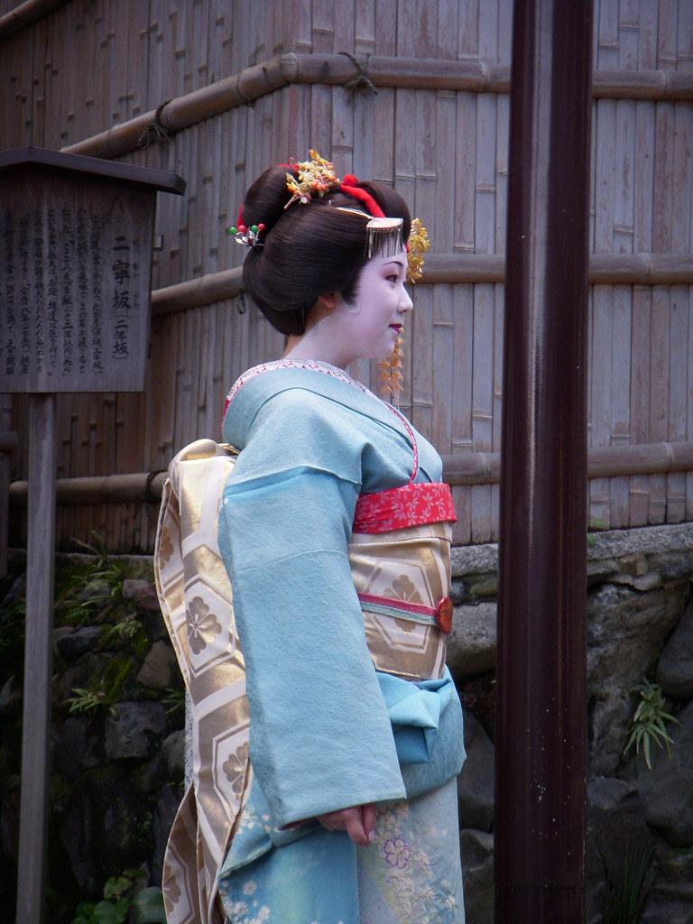geisha verdadera