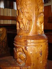 wood  carving - Ξυλόγλυπτο