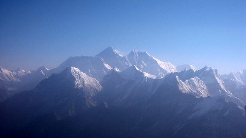 Mount Everest by wonker, on Flickr