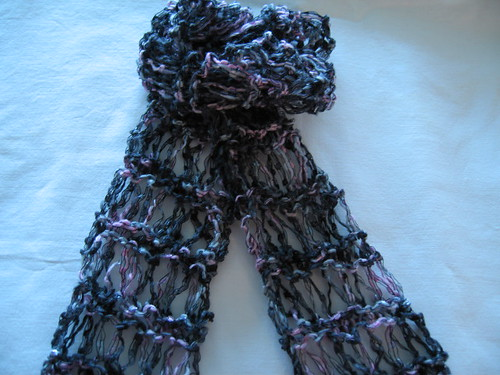 Mile-a-Minute Scarf 2