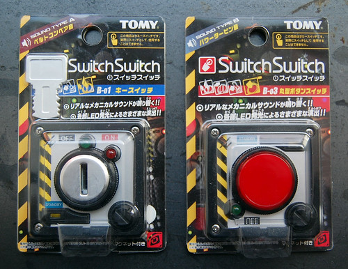Tomy Switch Switch controls