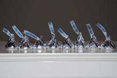 Hershey's Kisses (jillmotts) Tags: paper kiss candy chocolate tags hersheys hersheyskisses hersheyskiss jillmotts