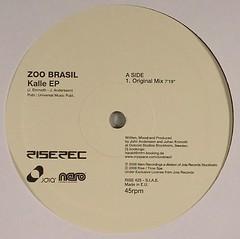 Zoo Brazil -  Kalle  EP (NER0025)