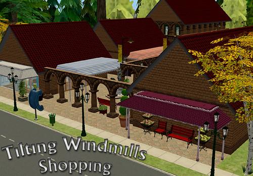 Tilting Windmills Shopping