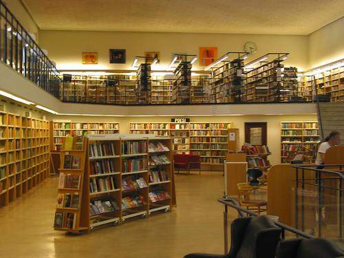 Västerås Stadsbiblioteket