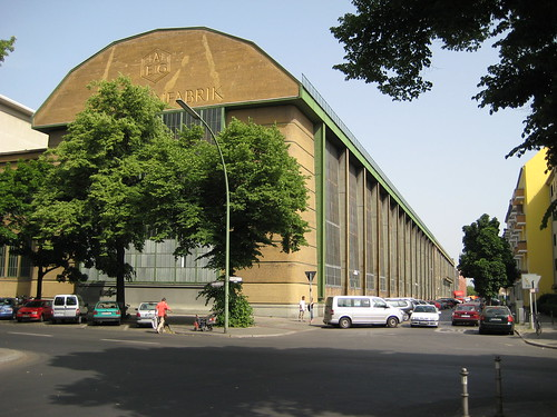 AEG Turbinenfabrik