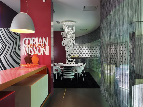 corian missoni kitchen