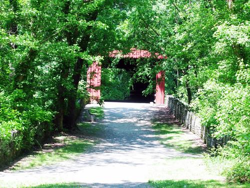 Thomas Mill Road Covered Bridge