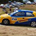 Rally Barbados 2008. James Betts