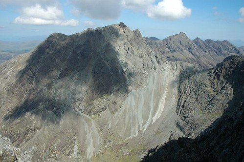 Sgurr Dearg and the Inaccessible Pinnacle
