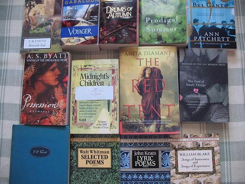 Project 86/365 - Book Fair Haul