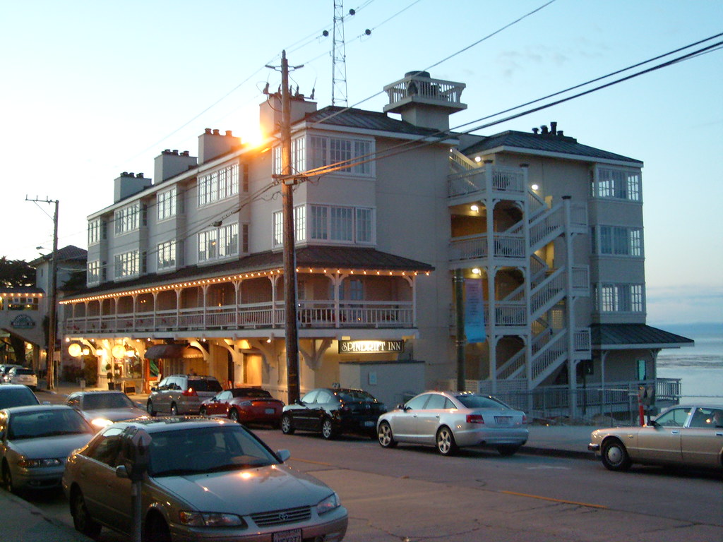 Spindrift Inn - Monterey Bay, Cannery Row