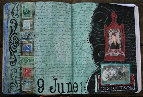 June 9, 2009 journal