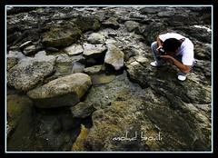 testing (mohammad khorshid (boali)) Tags: sea test beach canon rocks testing 1850       40dsigma