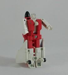 Transformers Fireflight G1 - modo robot