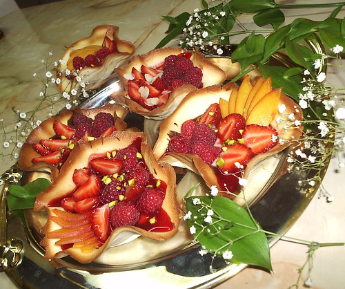 Fruit Dessert by you.